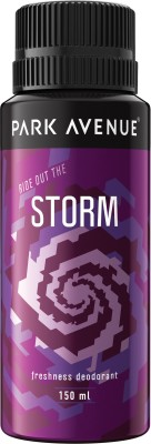 Buy Park Avenue Storm Deo Spray  -  150 ml: Deodorant