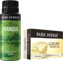 Park Avenue Tranquil Deo Spray With Offer - 150 Ml - For Men