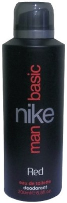 Buy Nike Basic Red Deo Spray  -  200 ml: Deodorant