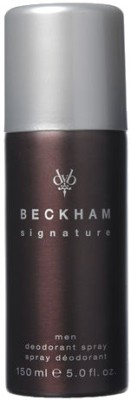 Buy David Beckham Signature Deo Spray  -  150 ml: Deodorant