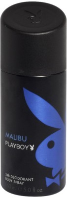 Buy Playboy Malibu Deo Spray  -  150 ml: Deodorant