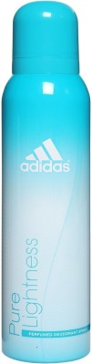 Buy Adidas Pure Lightness Deodorant Spray  -  150 ml: Deodorant