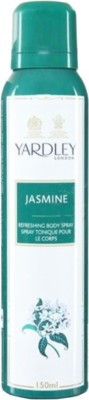 Buy Yardley Jasmine Deo Spray  -  150 ml: Deodorant