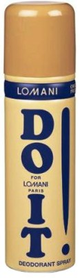 Buy Lomani Do It Deodorant Spray  -  200 ml: Deodorant