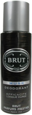 Buy Brut Musk Deodorant Spray  -  200 ml: Deodorant