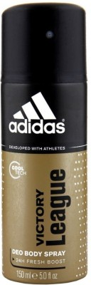 Buy Adidas Victory League Deo Spray  -  150 ml: Deodorant