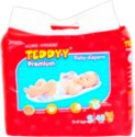 Teddyy Premium Baby Diapers - Small - 48 Pieces