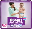 Huggies Wonder-pants - Extra Large - 16 Pieces