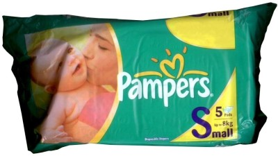 Buy Pampers Diaper - Small: Diaper