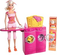 Barbie Doll - Laundry: Doll Doll House