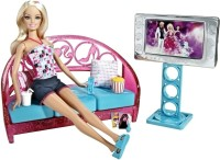 Barbie Movies to Munchies Living Room: Doll Doll House