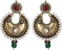 Chique Fashion Alloy Drop Earring - ERGDRZ34RDYWCHYA