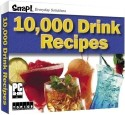Topics Entertainment 10000 Drink Recipes - 1 PC
