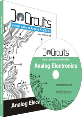 Buy DoCircuits Analog Electronics Virtual Lab: Educational Media