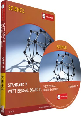 Buy Edurite West Bengal Board Class 7 Science: Educational Media
