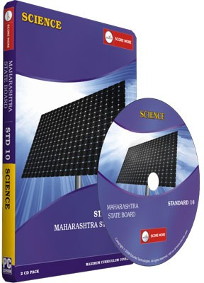 Buy Edurite Maharashtra State Board Class 10 Science: Educational Media