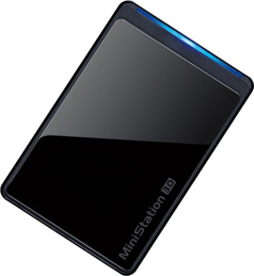 Buy Buffalo MiniStation USB 3.0 1 TB portable External Hard Disk: External Hard Drive