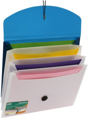 Buy Solo Polypropylene Expanding Folder: File Folder