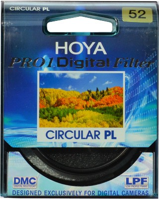 Buy Hoya 52 mm Pro1 Digital Circular Polarizer Filter: Filter