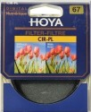 Hoya 67 mm Circular Polarizer Filter: Filter
