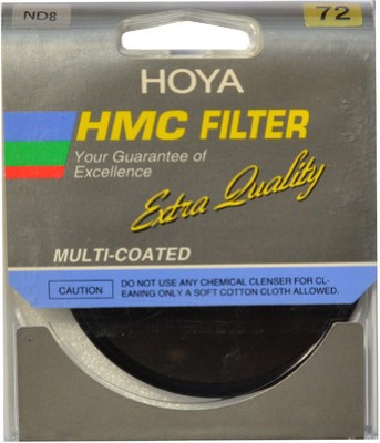 Buy Hoya 72 mm HMC (NDX8) Neutral Density Filter: Filter