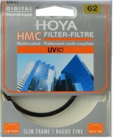 Hoya HMC 62 mm Ultra Violet Filter: Filter