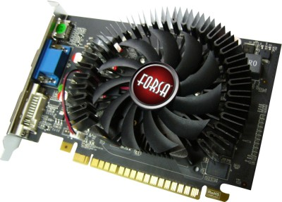 Buy Forsa NVIDIA GeForce GT440 2 GB DDR3 Graphics Card: Graphics Card
