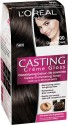 Loreal Paris Casting Creme Gloss With Offer Hair Color - Dark Brown 400