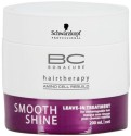 Schwarzkopf Professional BC Smooth Shine Leave-in Treatment - 200 Ml