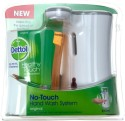 Dettol No Touch Hand wash System - Original - 250 ml