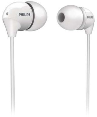 Buy Philips SHE3570WT In-the-ear Headphone: Headphone