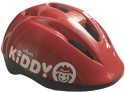 Btwin Kiddy Cycling Helmet - Small - Red