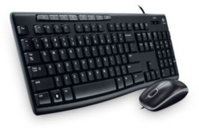 Buy Logitech MK200 USB 2.0 Keyboard and Mouse Combo: Keyboard