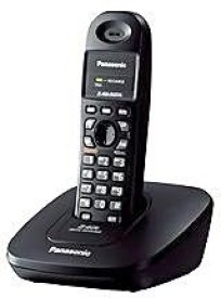 Buy Panasonic KX-TG3600SX Cordless Landline Phone: Landline Phone