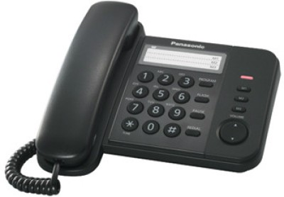 Buy Panasonic KX-TS520MX Corded Landline Phone: Landline Phone