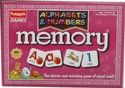 Funskool Memory Alphabets And Numbers