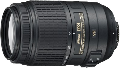 Buy Nikon AF-S DX Nikkor 55-300 mm f/4.5-5.6G ED VR Lens: Lens