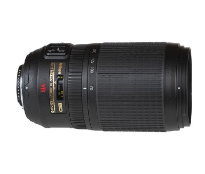 Buy Nikon AF-S VR Zoom-Nikkor 70-300 mm f/4.5-5.6G IF-ED (4.3x) Lens: Lens