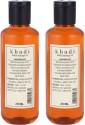 Khadi Sandalwood Massage Oil - Twin Pack - 420 Ml