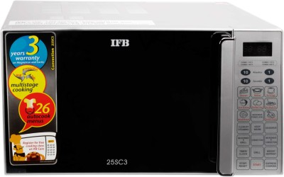 Buy IFB 25SC3 Convection Microwave Oven -  25 Liters: Microwave