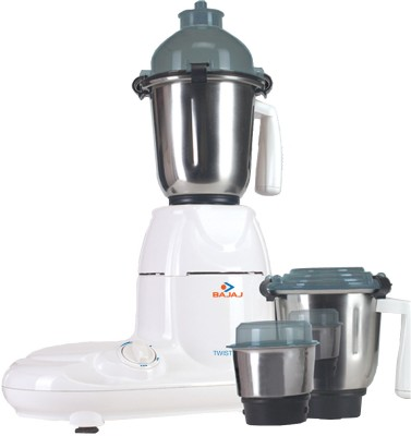Buy Bajaj Twister 3 Jars 750 Watts Mixer Grinder: Mixer Grinder Juicer