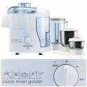Morphy Richards Divo - The Star 500 Watts Juicer Mixer Grinder - White