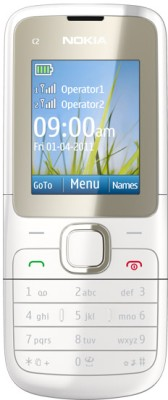 Buy Nokia C2-00: Mobile