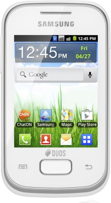 Buy Samsung Galaxy Y Duos Lite S5302: Mobile