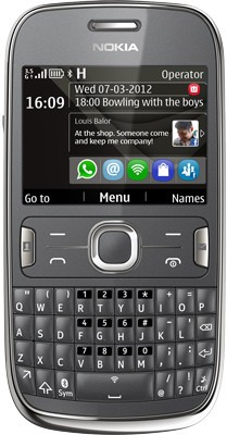 Buy Nokia Asha 302: Mobile