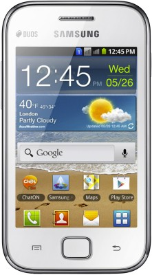 Buy Samsung Galaxy Ace Duos S6802: Mobile