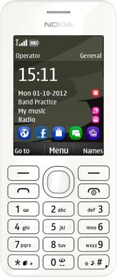 nokia asha 206 price in india buy nokia asha 206 white online