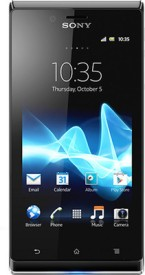 Buy Sony Xperia J (White): Mobile