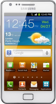 Buy Samsung Galaxy S 2 I9100: Mobile