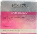 Pond's White Beauty Daily Spot-less Lightening Cream SPF 20 PA++ - 50 G
